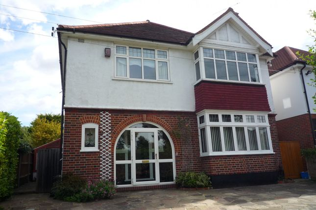 Thumbnail Detached house to rent in Beresford Road, Sutton