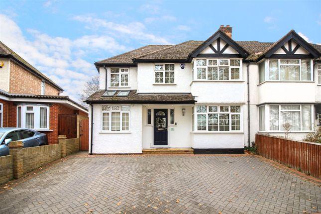 Thumbnail Semi-detached house for sale in Long Lane, Hillingdon