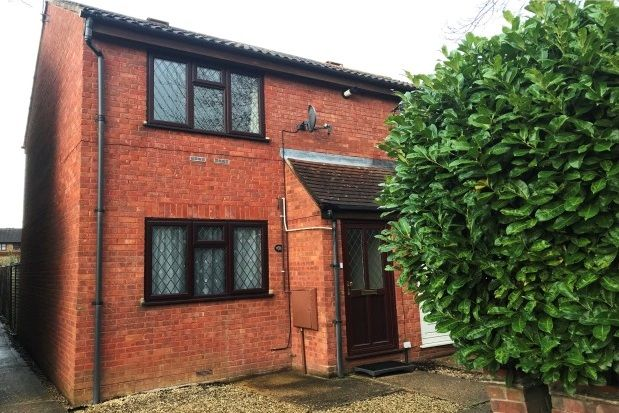 Thumbnail Property to rent in Cross Gates Close, Bracknell