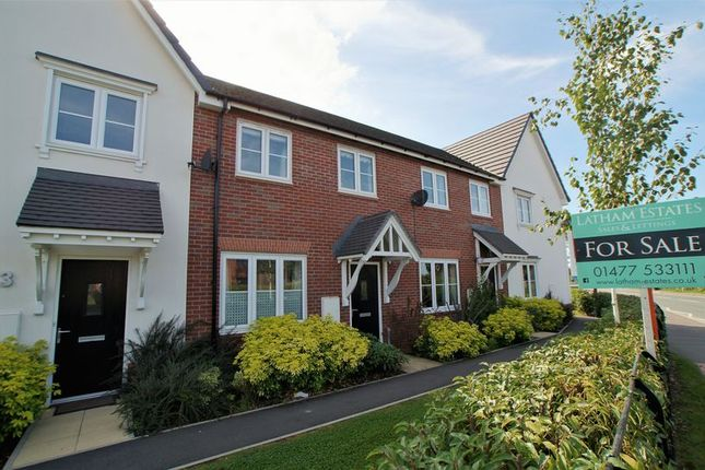 Property for sale in Medway Walk, Holmes Chapel, Crewe