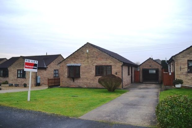 Thumbnail Bungalow to rent in Ropewalk, Wragby