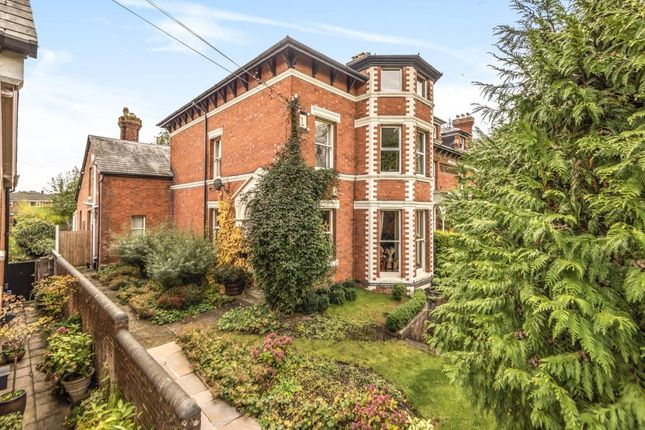 Thumbnail End terrace house for sale in Leominster, Herefordshire