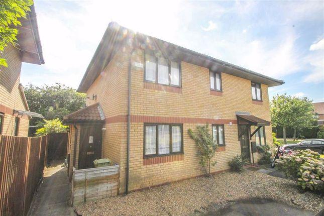 1 bed end terrace house to rent in Burano Grove, Wavendon Gate, Wavendon Gate Milton Keynes MK7