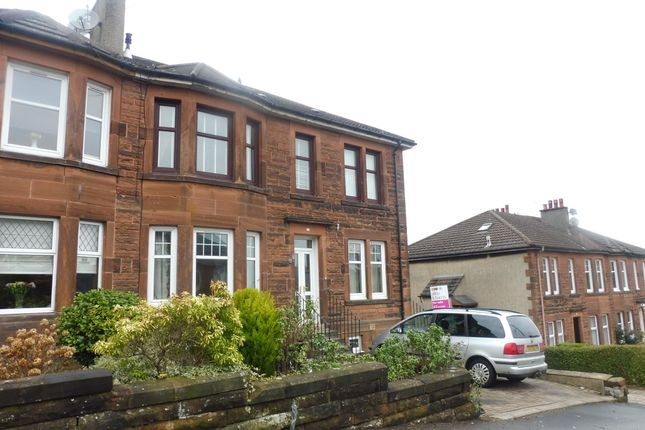 Thumbnail Flat for sale in Snaefell Avenue, Rutherglen, Glasgow