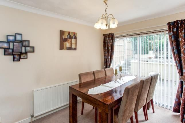 Dining Room of Park Gate, Southampton, Hampshire SO31