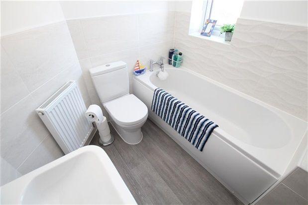Bathroom of Barley Close, Cottam, Preston PR4