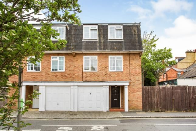 Thumbnail End terrace house for sale in Ashby Place, Southsea