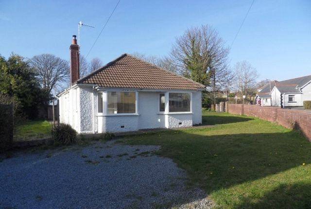3 bed detached house to rent in The Glebe, Bishopston, Swansea SA3