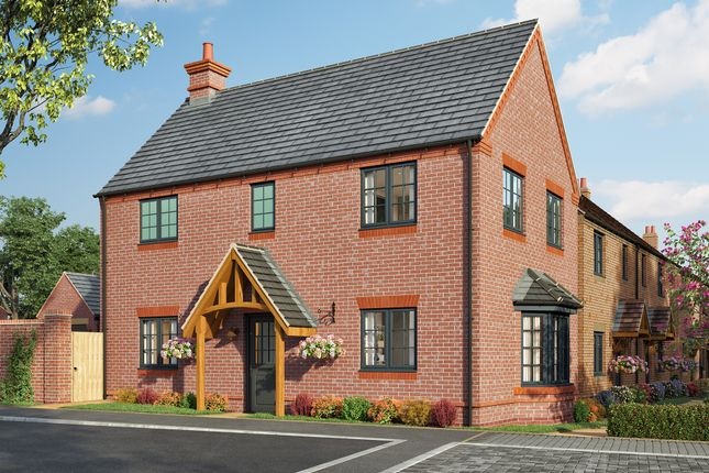 Thumbnail Detached house for sale in Sand Road, Great Gransden, Sandy