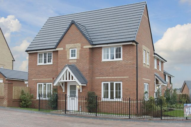 "Thumbnail Semi-detached house for sale in ""Morpeth"" at Laughton Road, Thurcroft, Rotherham"