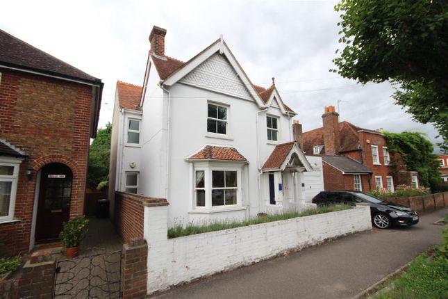 Thumbnail Flat to rent in High Street, Ripley, Woking