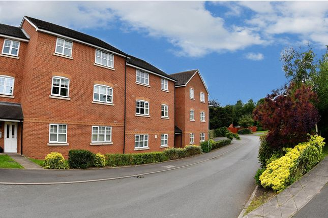 Thumbnail Flat to rent in Fletcher Walk, Finham, Coventry