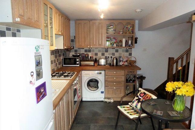 Kitchen of Bryn Cottages, Pontyrhyl, Bridgend, Bridgend County. CF32
