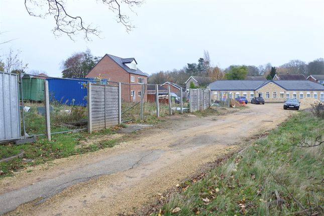 Thumbnail Land for sale in Harrowby Road, Grantham