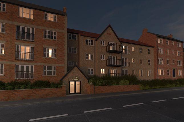 Thumbnail Flat for sale in Otium, Manchester Road, Stocksbridge