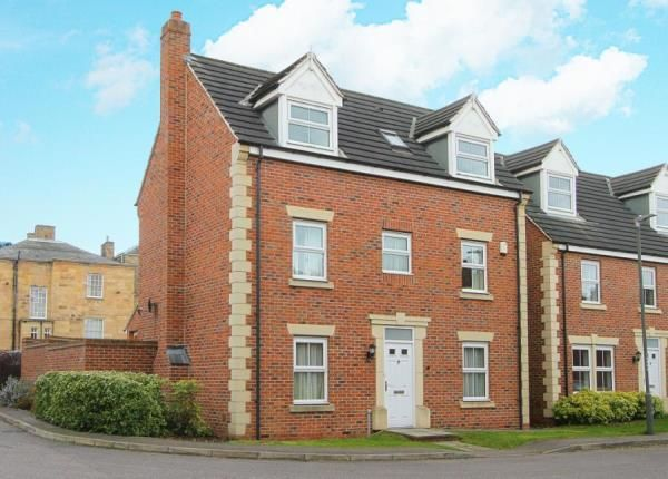 Thumbnail Detached house for sale in Saxton Close, Hasland, Chesterfield, Derbyshire