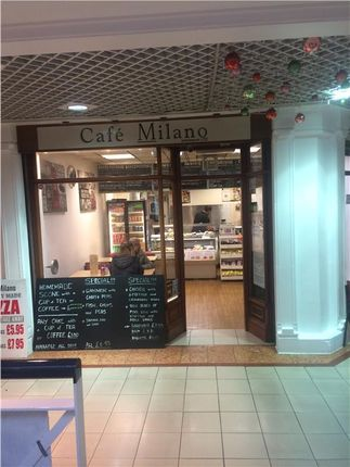 Thumbnail Commercial property for sale in Investment Opportunity, Cafe Milano, Pride Hill Shopping Centre, Shrewsbury, Shropshire