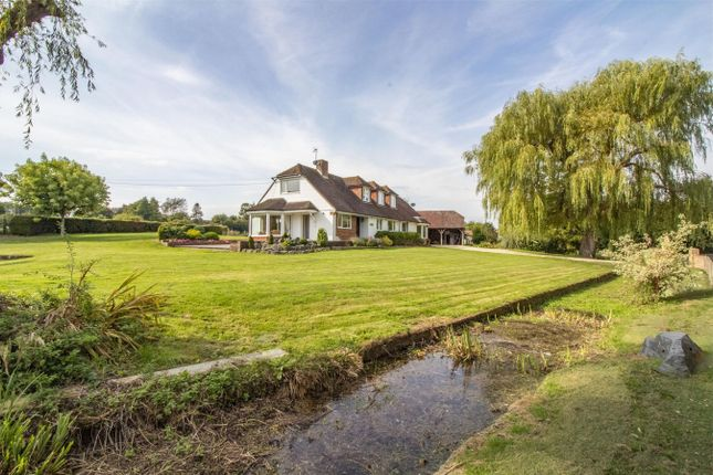 Thumbnail Detached house for sale in Mapledurwell, Basingstoke
