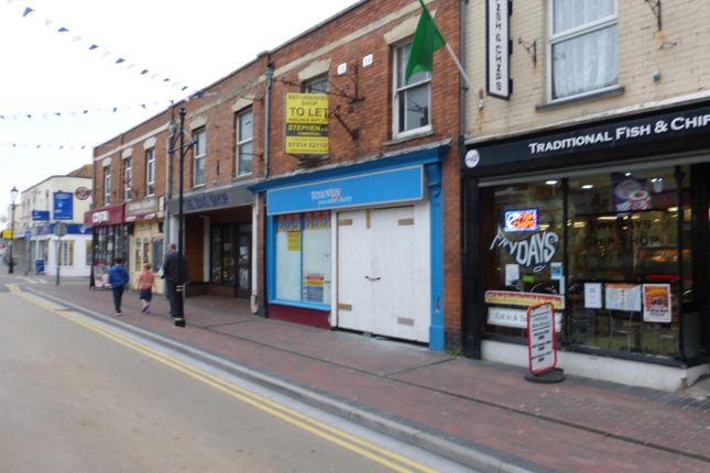 Retail premises for sale in High Street, Burnham-On-Sea