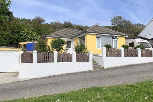 Thumbnail Detached bungalow for sale in Bryn Road, Aberaeron, Ceredigion
