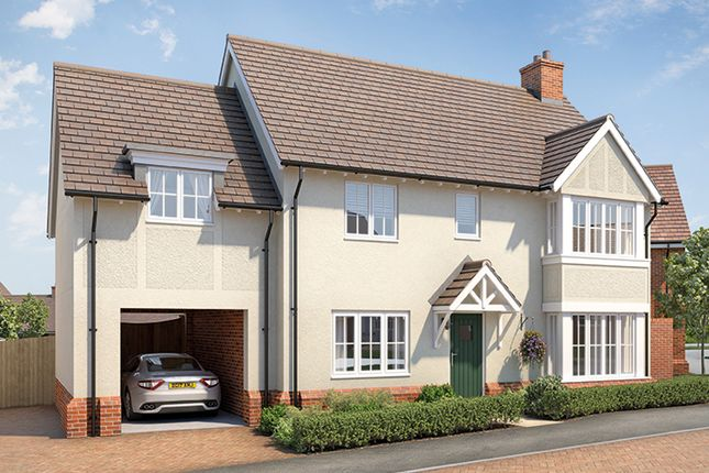 """Thumbnail Property for sale in """"The Hatfield"""" at Factory Hill, Tiptree, Colchester"""