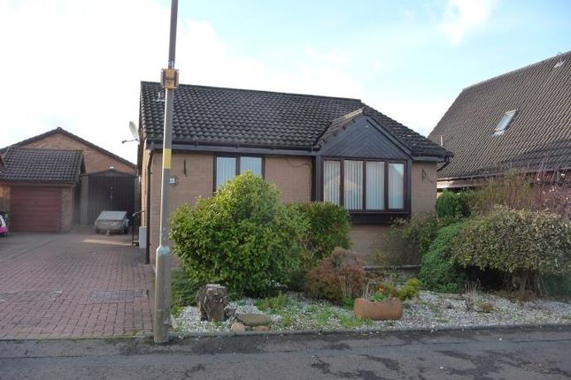 Thumbnail Detached bungalow to rent in Overton Crescent, East Calder, Livingston