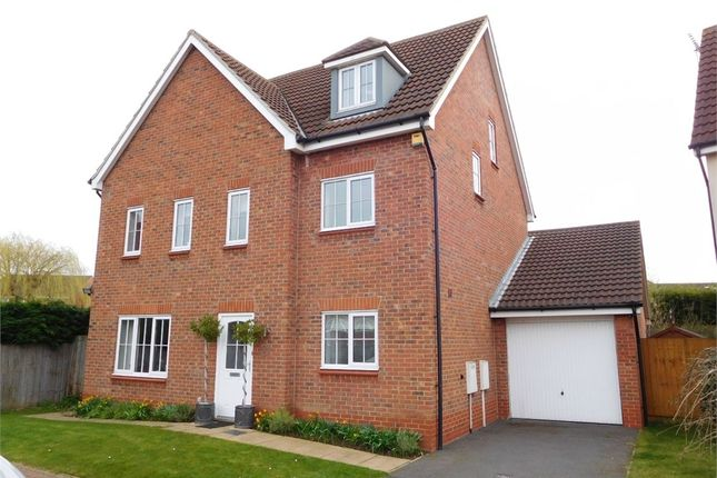 Thumbnail Detached house for sale in Monks Way, Shireoaks, Worksop, Nottinghamshire