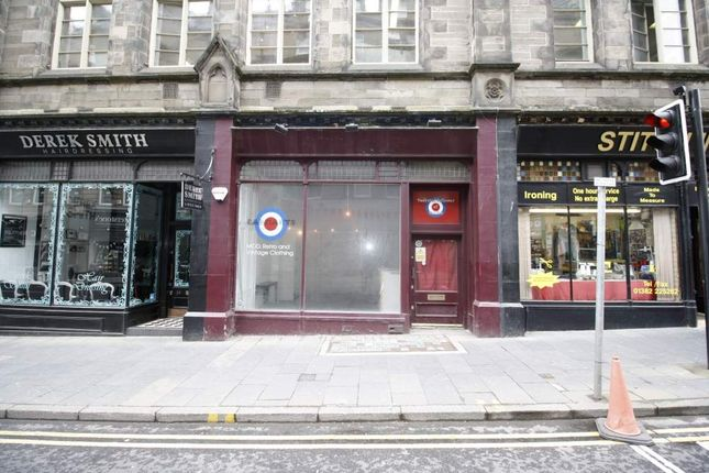 Thumbnail Retail premises to let in 40 Commercial Street, Dundee