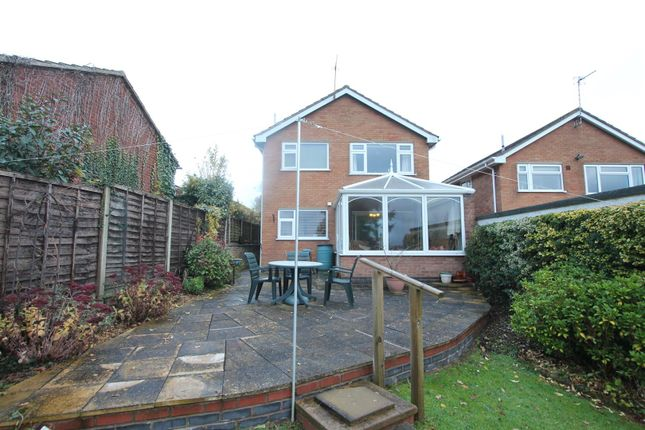 Thumbnail Detached house for sale in York Close, Market Bosworth, Nuneaton