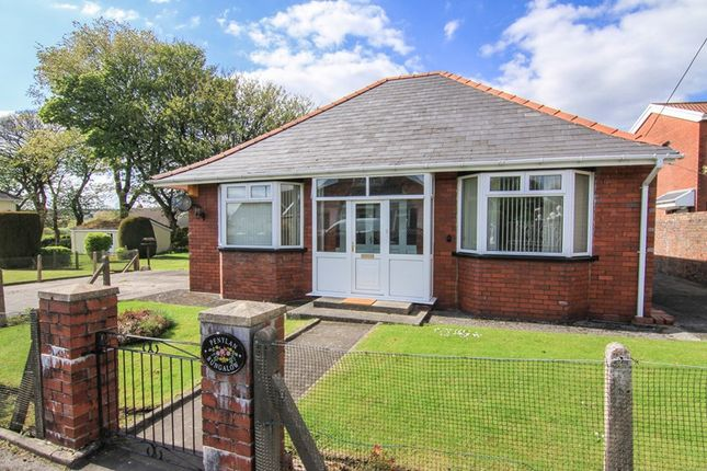Thumbnail Bungalow for sale in Wesley Place, Beaufort, Ebbw Vale