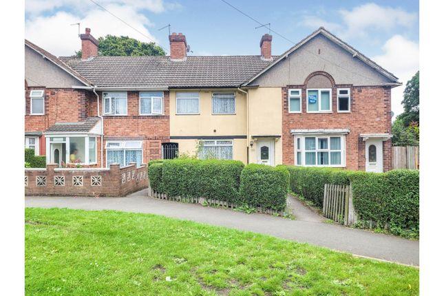 Thumbnail Terraced house for sale in Botha Road, Birmingham