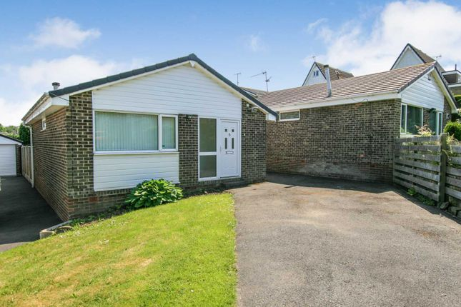 Thumbnail Bungalow for sale in Hayfield Close, Dronfield Woodhouse, Derbyshire