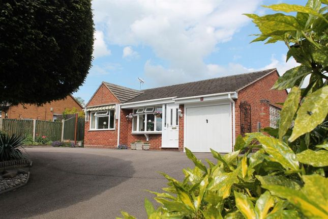 Thumbnail Bungalow for sale in Main Road, Harlaston, Tamworth