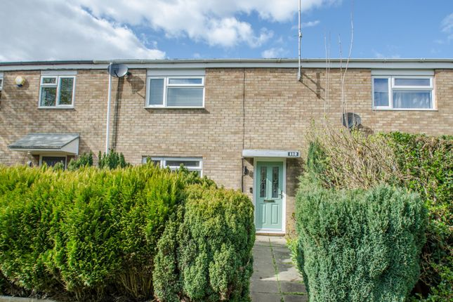 Thumbnail Terraced house for sale in Torquay Crescent, Stevenage, Hertfordshire
