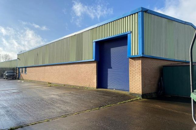 Thumbnail Light industrial to let in Unit 8, Teal Business Centre, Hinckley