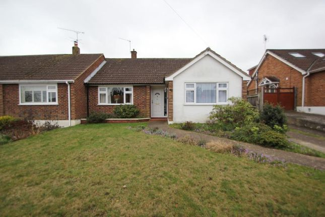3 bed semi-detached bungalow to rent in Romans Way, Pyrford, Woking