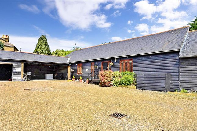 Thumbnail Barn conversion for sale in North Stream, Marshside, Canterbury, Kent