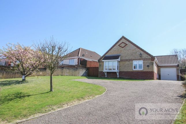 Thumbnail Bungalow for sale in Rowan Way, Worlingham, Beccles