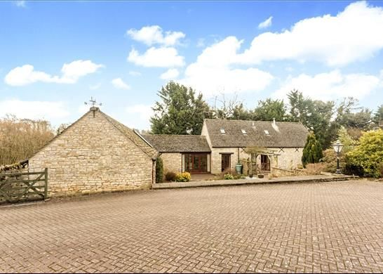 Thumbnail Detached house for sale in Bournes Green, Stroud, Gloucestershire