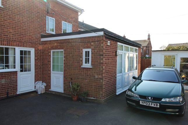 Thumbnail Land to rent in High Street, Gosberton, Spalding