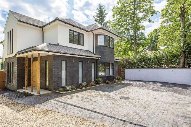 Thumbnail Detached house for sale in Aldenham Avenue, Radlett