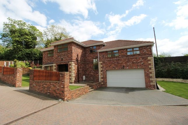 Thumbnail Detached house for sale in Parkside Mews, Worsbrough Bridge, Barnsley