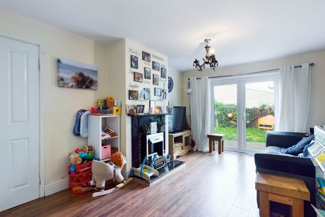 Thumbnail End terrace house for sale in Cartersford Place, West Cross, Swansea