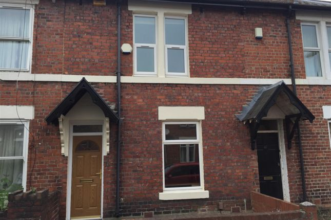 Thumbnail Terraced house to rent in Malcolm Street, Heaton, Newcastle Upon Tyne