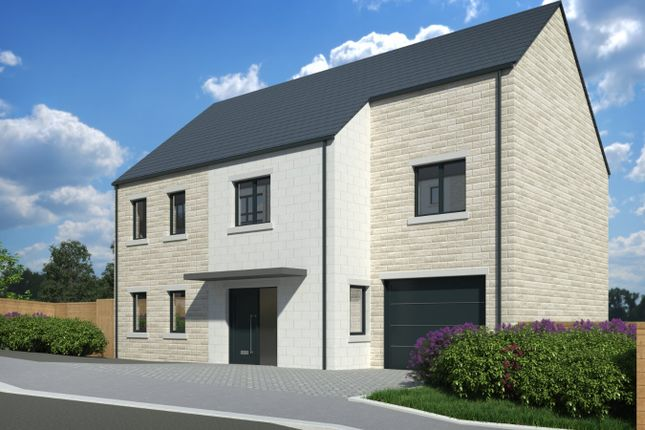 Thumbnail Detached house for sale in The Willow, South Side Ridge, Pudsey Road, Pudsey, West Yorkshire