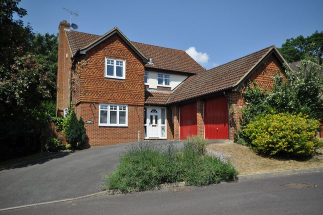Thumbnail Detached house for sale in Balmore Park, Caversham, Reading