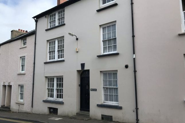 Thumbnail Flat to rent in Gloucester Terrace, Haverfordwest, Pembrokeshire