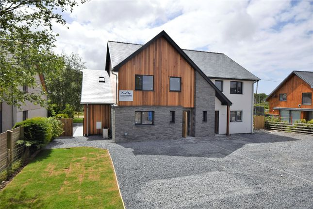 Thumbnail Semi-detached house for sale in Pencaemawr, Penegoes, Machynlleth, Powys