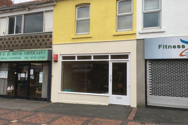 Thumbnail Retail premises to let in 36 Havelock Street, Swindon