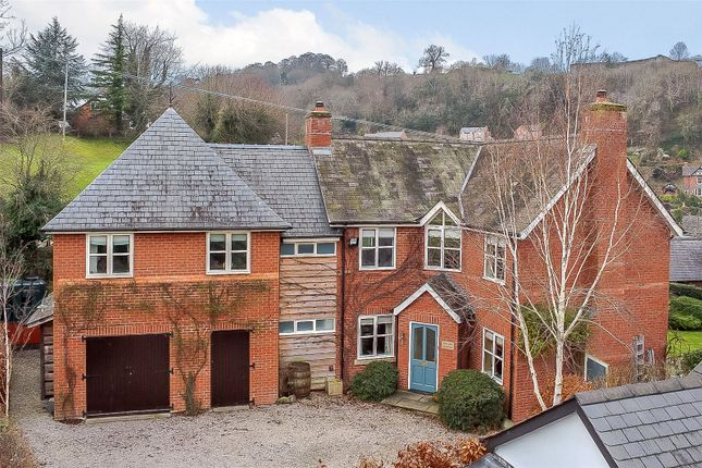 Thumbnail Detached house for sale in Chirbury Road, Montgomery, Powys
